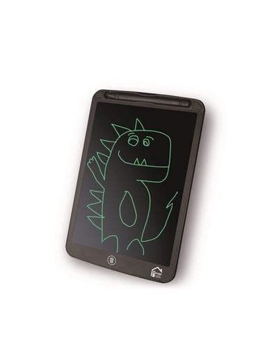 House Pratik House Pratik Hp04 Elektronik Mıknatıslı Yazı Tahtası 10 İnç Siyah Renkli